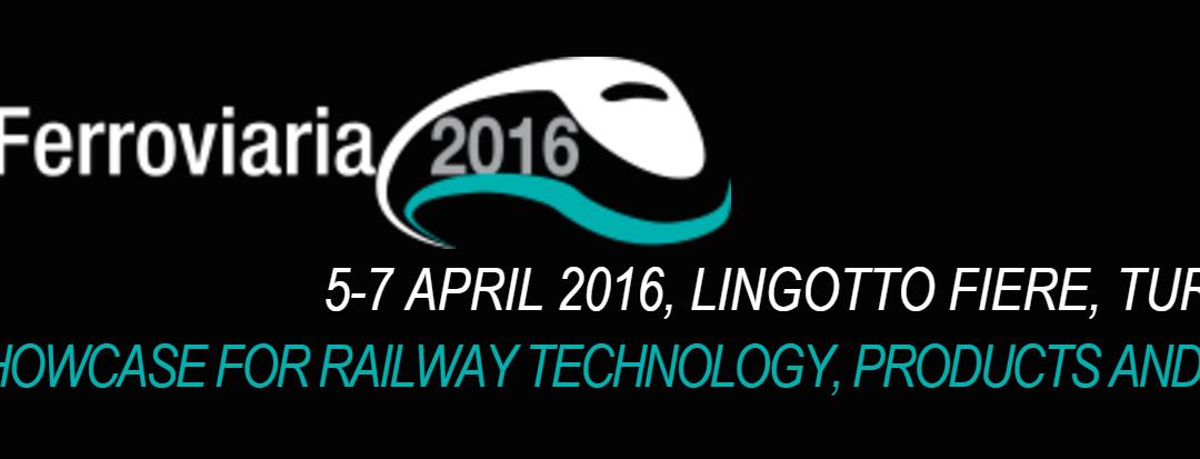 Feria EXPO Ferroviaria 2016