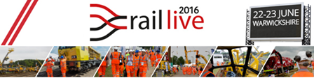 SITS at RailLive 2016 in the United Kingdom