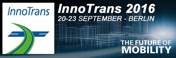 SITS at InnoTrans 2016 in Berlin